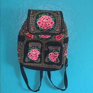 Mexican Style Bag/Backpack